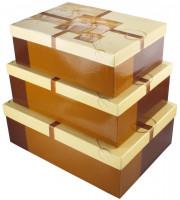 Geschenkboxen Set Weihnachten