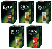 PURE Tea Selection 6er Kollektion