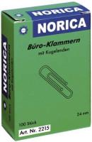 Norica Büroklammern 24mm 1000 Stück