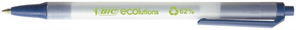 Druckkugelschreiber Ecolutions Clic Stic
