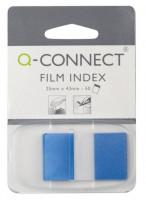 Index Haftstreifen 25 x 43 mm blau