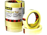 Scotch Klebeband 66 m x 19 mm 8 Rollen