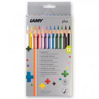 LAMY Farbstifte plus 12er Set