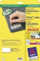 Zweckform L6145-20 Etiketten weiß