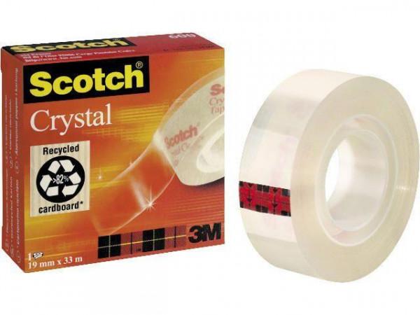 Scotch Klebeband Crystal Clear