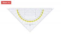 603002-Geo-Dreieck-mit-Griff-Plexiglas-225-mm