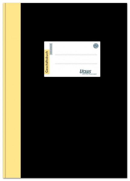 Geschäftsbuch A4 5mm kariert 192 Blatt