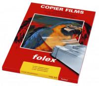 Laserfolie A4 100 Folien für S/W Kopierer und Drucker