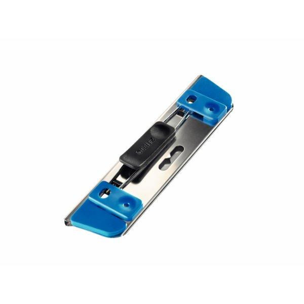 LEITZ Locher Active blau-metallic