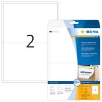Herma 10020 Etiketten ablösbar 50 Stück