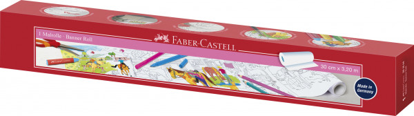Faber-Castell Malrolle Ponyhof