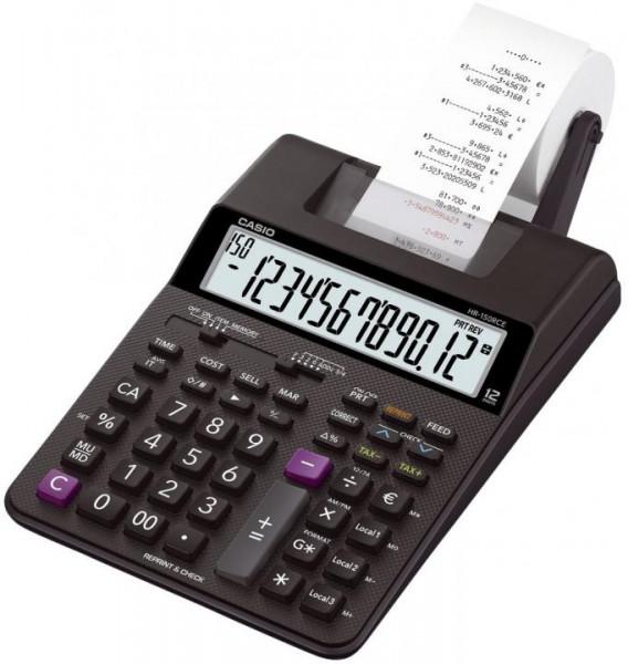 CASIO Tischrechner 12-stellig HR-150RCE