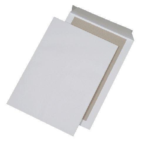 Papprückwandtaschen B4 ohne Fenster