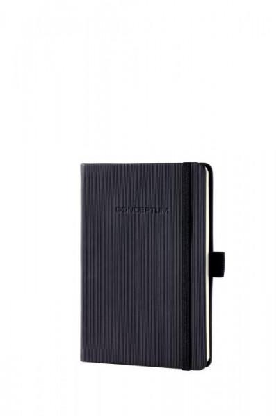 768242010-Notizbuch-Conceptum-Hardcover-schwarz-liniert-108x