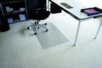Bodenschutzmatte 90 x 120cm klar