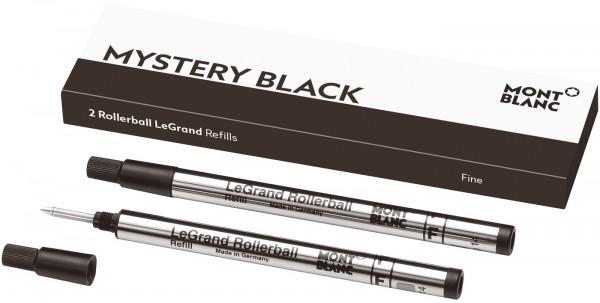 Montblanc Tintenrollermine F schwarz LeGrand