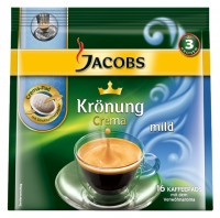 Kaffeepads Jacobs Krönung