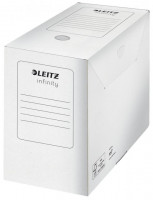 LEITZ Archivbox Infinity 150mm weiß