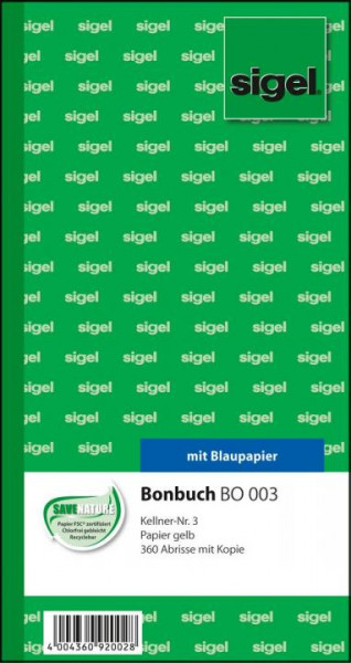 018450004-Sigel-BO003-Bonbuch-360-Abrisse-Kellner-Nr-3-hellg