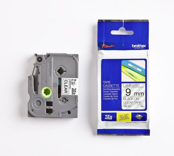 667358-TZe-Schriftbandkassetten-laminiert-Groesse-9-mm-x-8-m
