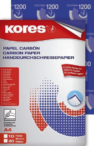 Blaupapier Packung mit 10 Stück