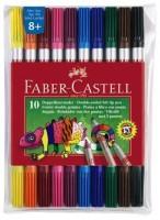 Faber-Castell Fasermaler 10er Etui