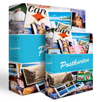 Leuchtturm Postkarten Album