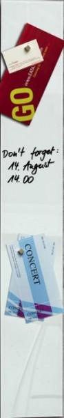 SIGEL GL101 MAGNETBOARD WEISS