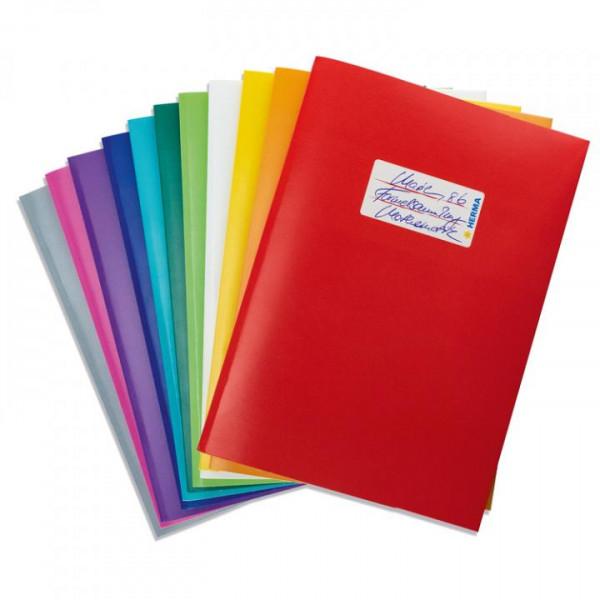 Herma Karton-Heftschoner A5 verschiedene Farben
