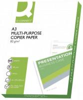 Kopierpapier A3 80g weiß