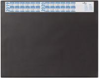 Durable Schreibtischunterlage mit Jahreskalender schwarz