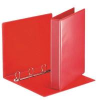 Esselte Ringbuch A4 mit 4 Ringen rot