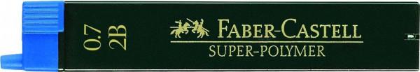 Faber-Castell Feinminen 0.7 mm 2B