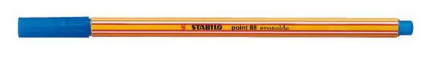 761035001-Fineliner-STABILO-point-88-erasable-0-4-mm-blau
