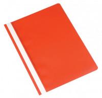 Schnellhefter Plastik DIN A4 orange