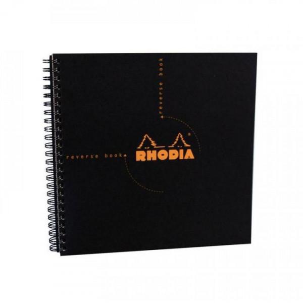 RHODIA-NOTIZBLOCK-REVERSE-BOOK