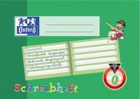 Schreiblernheft DIN A5 Lineatur 0