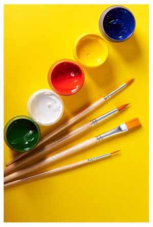 Malen, zeichnen & basteln