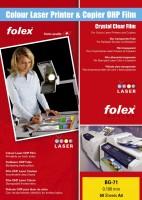 folex Overheadfolie A4 50 Stück