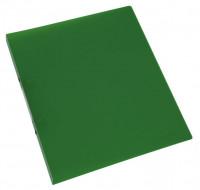 Ringbuch grün-transparent