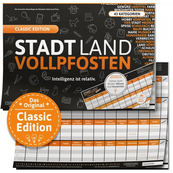 Stadt Land Vollpfosten Classic Edition_1