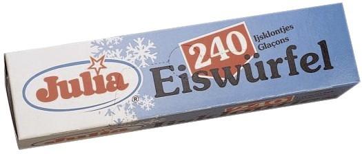 Eiswürfel Beutel 240 Stück