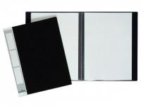 Durable Sichtbuch Duralook DIN A4 schwarz
