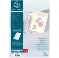 EC1355-Prospekthuellen-A4-PP-90my-glasklar-100-Stueck-Ueberb
