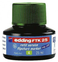 edding FTK 25 Nachfülltusche 25ml grün