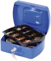 Geldkassette blau