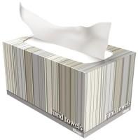 Kleenex Falthandtücher in einer Zupfbox 70 Stück
