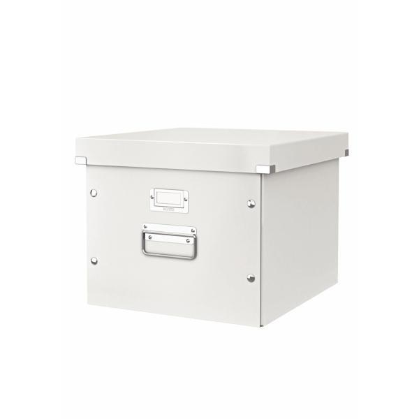 LEITZ Hängemappenbox Click & Store weiß
