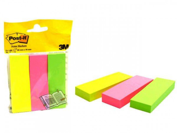 Page Marker Neon 76 x 25 mm