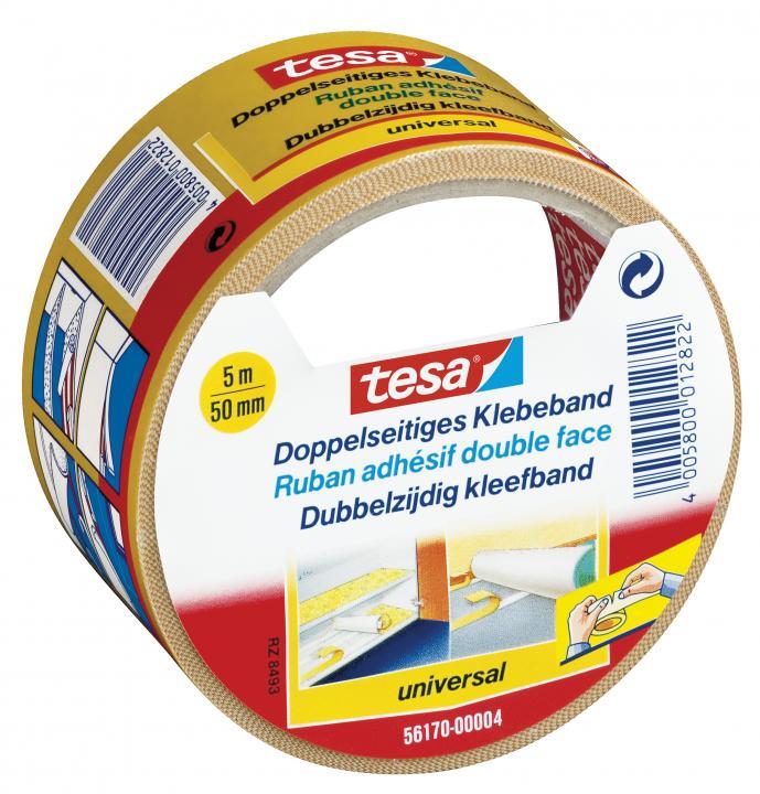 0,35€//m Tesa Grafik und Fixier-Krepp 19 mm x 10 m Kreppband